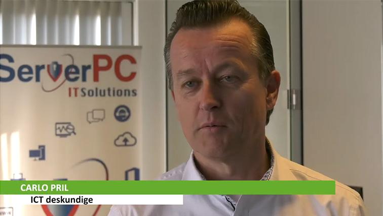 ServerPC IT Solutions bij Omroep Meierij - Ondernemen in Cisistijd